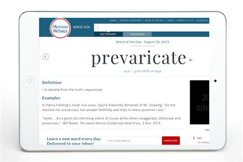 webster dictionary download for pc